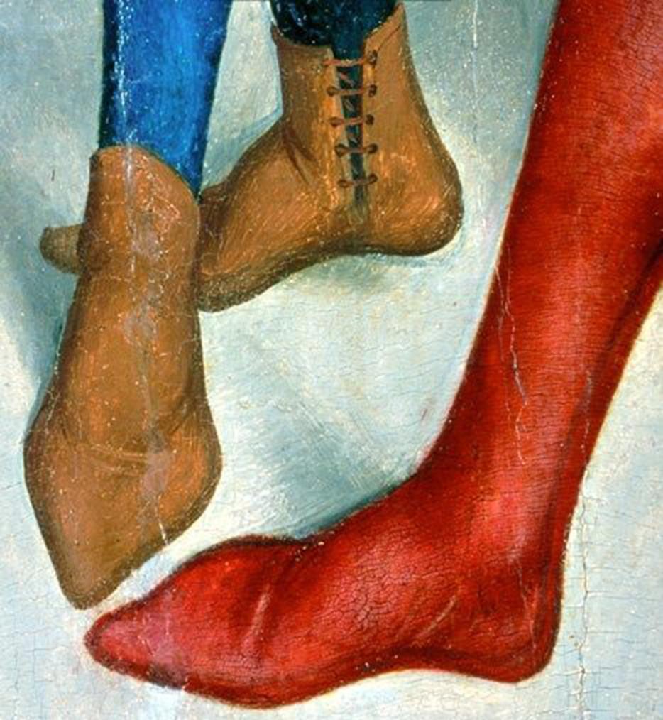 f9245fc90dd Historical shoes